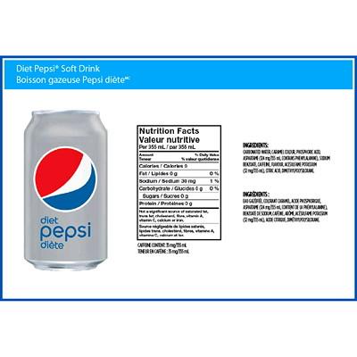 Pepsi-Cola Brand Soft Drinks | Grand & Toy