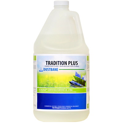 Dustbane Tradition Plus Foaming Hand Cleaner CLEANER 4L CASE OF 4 A9 ONLY