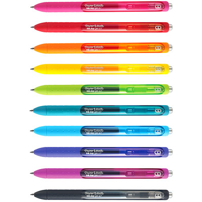 Paper Mate InkJoy Gel Retractable Pens FASHION COLOURS  PAPER MATE