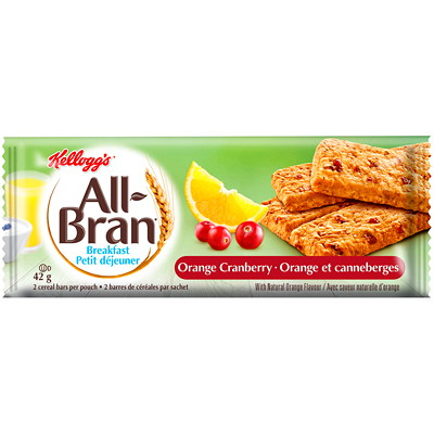 Kellogg's All-Bran Bars