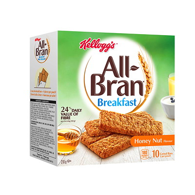 Kellogg's All-Bran Bars CEREAL BAR