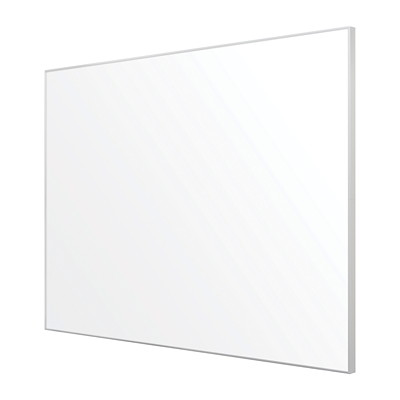 Quartet ClearView Projection-Ready Dry-Erase Whiteboard  74  X 42   CLEARVIEW