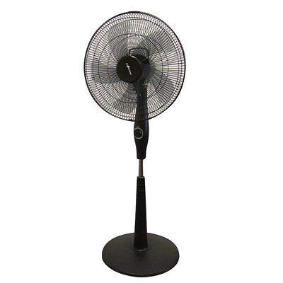 "Ecohouzng 16"" Energy Saving Oscillating Pedestal DC Motor Fan  QUIET  FOR USE IN BEDROOM OSCILLATING"