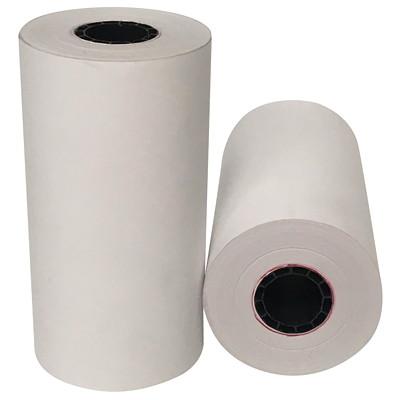 Rouleaux de papier thermique sans BPA McDermid 43/8X 125PI  2 1/4 PO DIAM.