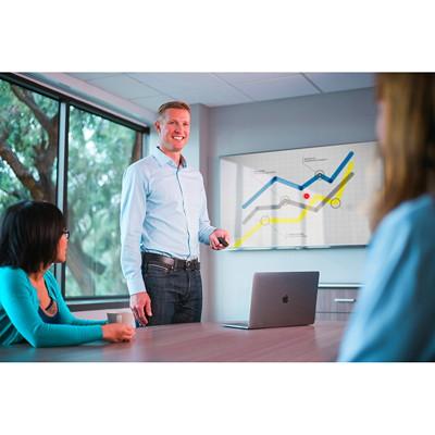Kensington Ultimate Presenter Wireless Presentation Remote presentation remote control ERGO APPROV DESGN S/WARE BASED 2.4GHZ 65' DIST 4 BUTN PLUGPLY