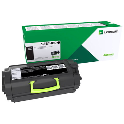Lexmark Black Toner Cartridge HIGH YIELD RETURN PROGRAM 2500  MS817  MS818