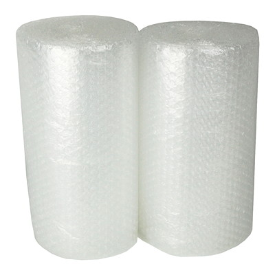 Grand & Toy Low Weight Bubble Wrap Cushioning, 2-Pack 2 ROLLS