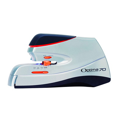 Swingline Optima 70 Electric Stapler 70 SHT CAPACITY  SILVER/BLACK