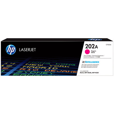 HP 204A (CF513A) Black Original Standard Yield Toner Cartridges  TONER CARTRIDGE 900 PG YIELD