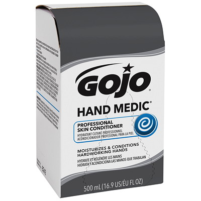 GOJO HAND MEDIC 500 ML LOTION SYSTEM HAND MEDIC PROFESSIONAL  SKIN CONDITIONER