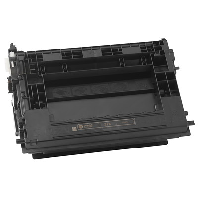 HP 37X Black High Yield Original Laserjet Toner Cartridge (CF237X) HIGH YIELD 25 000 PAGES