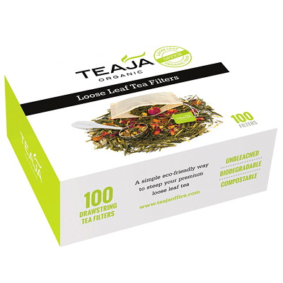 TEAJA Organic Loose Leaf Simply Green Tea LOOSE LEAF TEA SIMPLY GREEN