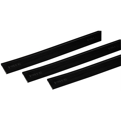 """Vileda Professional Squeegee Rubber Replacement, 12"""""""