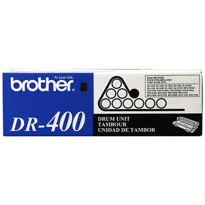 Brother Laser Image Drum (DR400) WITH TN430/TN460 470 HL1030 MFC8300 8600 9600 20 000 YIELD
