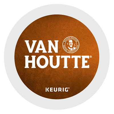 Van Houtte Single-Serve Coffee K-Cup Pods, Sumatra, 24/BX