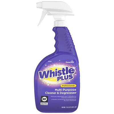 Nettoyant et dégraissant tout usage professionnel Whistle Plus, 946ml USAGE