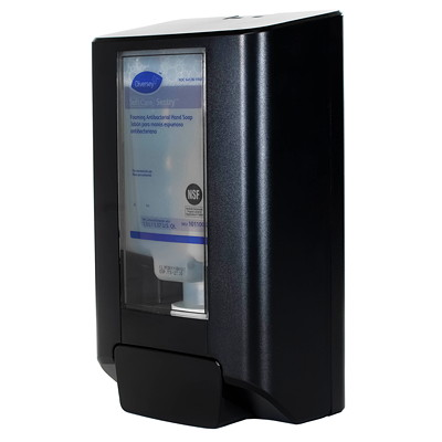Diversey IntelliCare Manual HandCare Dispenser, Black
