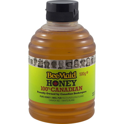 BeeMaid Pure Honey, 500 g