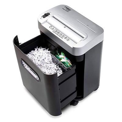 "Dahle PaperSAFE 22092 Shredder, 12 Sheet Capacity, P-4 Level P-4.  8.75"" THROAT. 4 GAL. 3 MINSON/40MINSOFF.420' T/PUT"