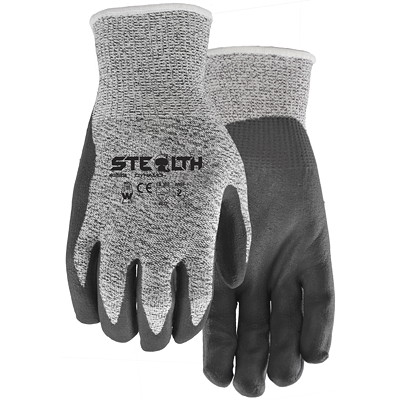 Stealth Dynamo Cut-Resistant Gloves, Small FOAM NITRILE COATING  ANSI A2 SIZE SMALL