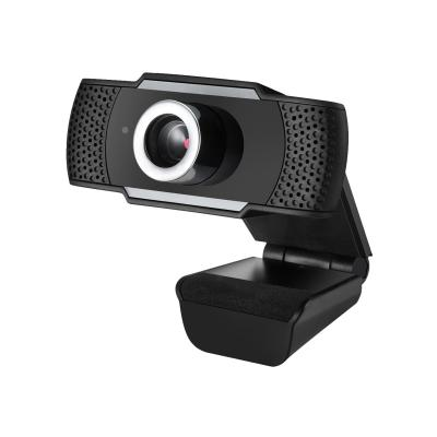 Adesso CyberTrack H5 - web camera  Auto focus Webcam with build in Dual Microphone &