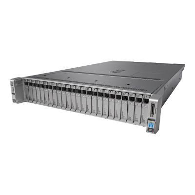 Cisco UCS SmartPlay Select C240 M4SX Advanced 1 - rack-mountable - Xeon E5-2680V4 2.4 GHz - 256 GB - no HDD  SYST