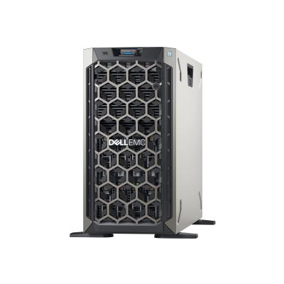 Dell EMC PowerEdge T340 - tower - Xeon E-2234 3.6 GHz - 8 GB - HDD 1 TB  SYST
