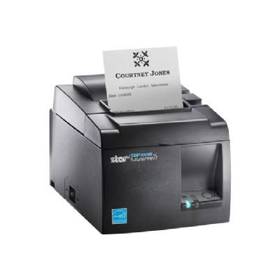 Star TSP143IIIW - receipt printer - two-color (monochrome) - direct thermal (United States)  PRNT