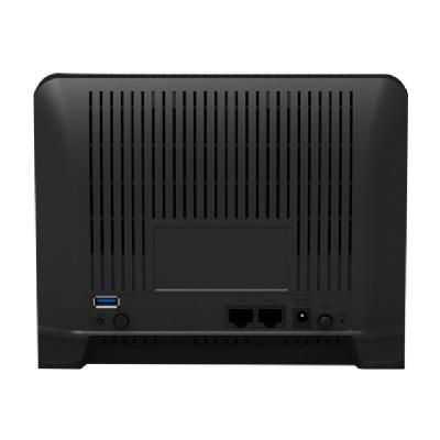Synology MR2200AC - wireless router - 802.11a/b/g/n/ac Wave 2 - desktop 200ac (GL)