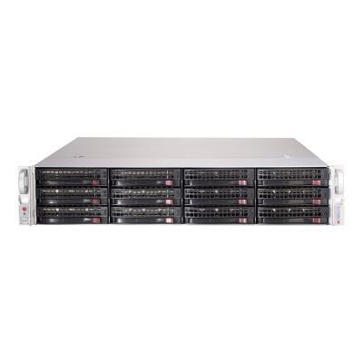 Supermicro SC826 BE1C-R741JBOD - rack-mountable - 2U  RM