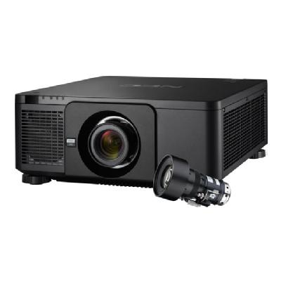 NEC NP-PX1004UL-B-18 - PX Series - DLP projector - 3D allation Laser Projector w/Len s Native:WUXGA 1920