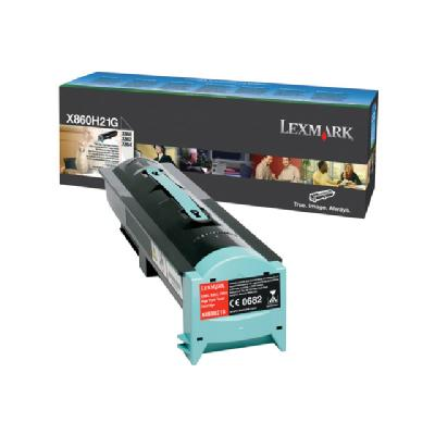 Lexmark - High Yield - black - original - toner cartridge - LCCP  Toner Cartridge