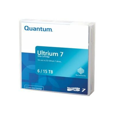 Quantum - LTO Ultrium 7 x 20 - 6 TB - storage media a Cartridge-Library Pack
