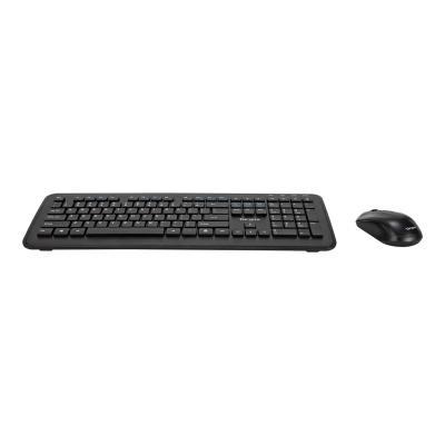 Targus KM610 - keyboard and mouse set - QWERTY - black EWRLS
