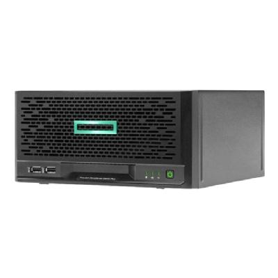 HPE ProLiant MicroServer Gen10 Plus Entry - ultra micro tower - Pentium Gold G5420 3.8 GHz - 8 GB - no HDD (Region: United States)
