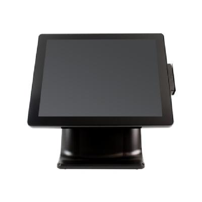 "POS-X ION ION-TP3C-F4H6 - TruFlat Bezel - all-in-one - Celeron J1900 2 GHz - 4 GB - 320 GB - LCD 15""  TERM"