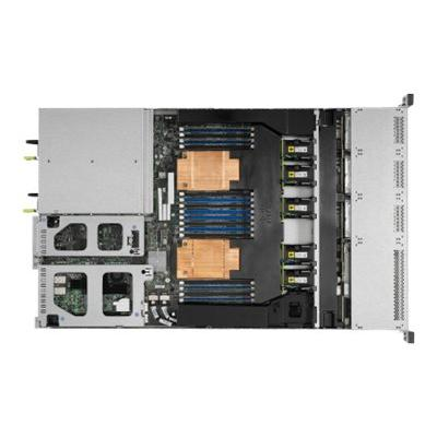 Cisco UCS C220 M3 Entry Smart Play - rack-mountable - Xeon E5-2609 2.4 GHz - 32 GB  SYST