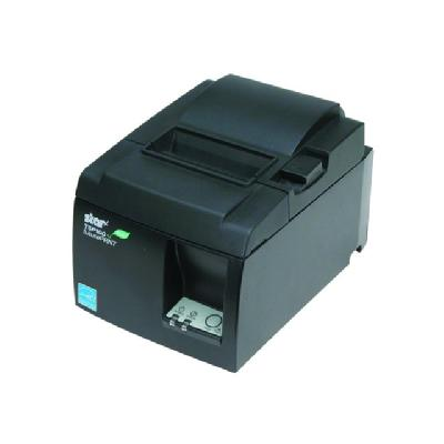 Star TSP 143IIU-GRY ECO - receipt printer - two-color (monochrome) - direct thermal (United States)  PRNT