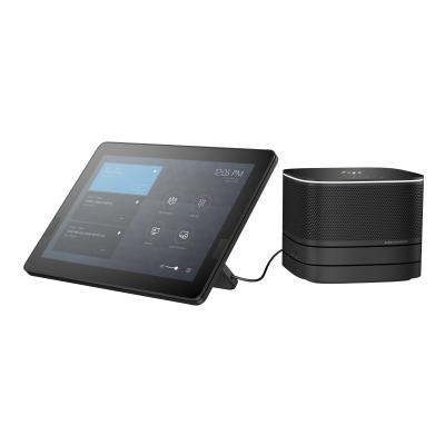 """HP Elite Slice G2 with Microsoft Teams Rooms - USFF - Core i5 7500T 2.7 GHz - vPro - 8 GB - SSD 128 GB - LCD 12.3"""" (Language: English / region: United States)"""