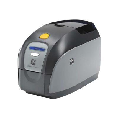 Zebra ZXP Series 1 QuikCard ID Solution - plastic card printer - color - dye sublimation (United States)  RDR