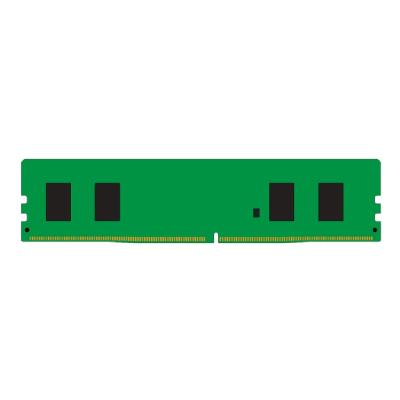 Kingston ValueRAM - DDR4 - 4 GB - DIMM 288-pin - unbuffered  MEM