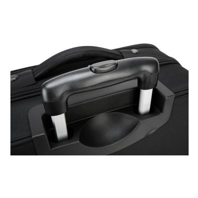 Targus Mobile Business & Overnight Roller notebook carrying case INNER - BLK