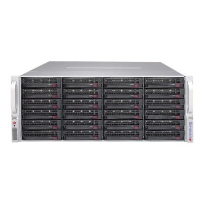 Supermicro SC847 E2C-R1K28JBOD - rack-mountable - 4U  RM