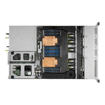 Cisco UCS C220 M3 High-Density Rack-Mount Server Small Form Factor - rack-mountable - Xeon E5-2640 2.5 GHz - 16 GB BSYST