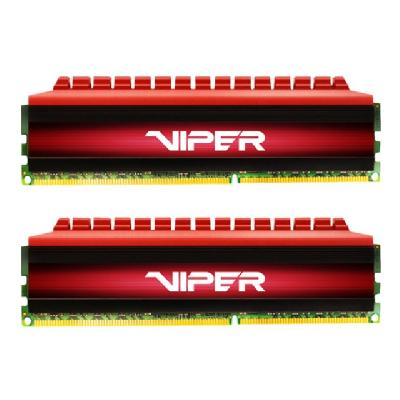 Patriot Extreme Performance Viper 4 Series - DDR4 - 16 GB: 2 x 8 GB - DIMM 288-pin KIT