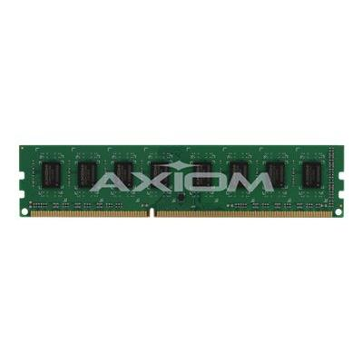 Axiom - DDR3 - 8 GB: 2 x 4 GB - DIMM 240-pin - unbuffered 333N9Y/8GK