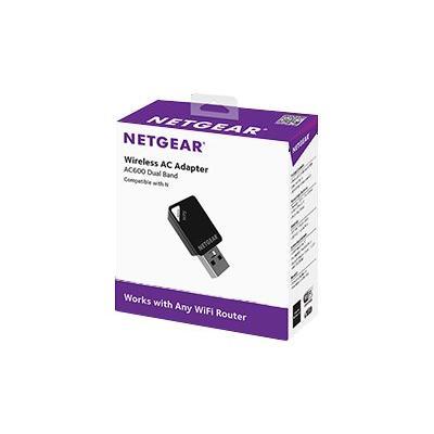 NETGEAR A6100 WiFi USB Mini Adapter - network adapter  WRLS