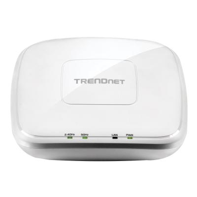 TRENDnet TEW 825DAP AC1750 Dual Band PoE Access Point - wireless access point (English, German, French, Russian, Spanish) INT
