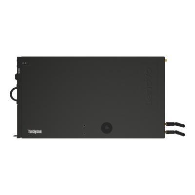 Lenovo ThinkSystem SE350 - Desktop Mounting - rack-mountable - Xeon D-2123IT 2.2 GHz - 16 GB (Region: North America) BSYST