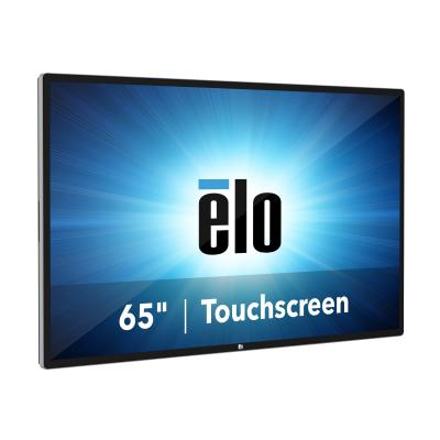 "Elo 6553L 65"" Class (64.53"" viewable) LED display - 4K  MNTR"
